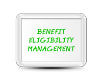 BENEFIT ELIGIBILITY MANAGEMENT by BCL Systems