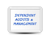 DEPENDENT AUDITS MANAGEMENT by BCL Systems